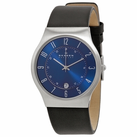 Skagen 233XXLSLN Skagen Steel Mens Quartz Watch