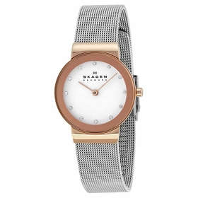 Skagen 358SRSC Freja Ladies Quartz Watch
