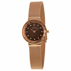 Skagen 456SRR1 Leonora Ladies Quartz Watch