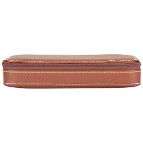 StarFive Travel Single Travel Watch Case - Brown LS5-1W-BR