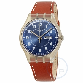 Swatch SUOK709 Vent Brulant Mens Quartz Watch