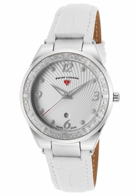 Swiss Legend SL-10220SM-02-WHT Passionata Ladies Quartz Watch