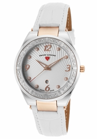 Swiss Legend SL-10220SM-SR-02-WHT Passionata Ladies Quartz Watch