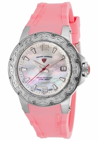Swiss Legend SL-14098SM-02-PKS Ultrasonic Ladies Quartz Watch