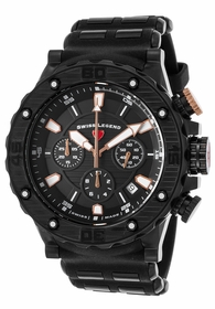 Swiss Legend SL-15253SM-BB-01-RA Hunter Mens Chronograph Quartz Watch