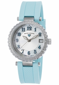Swiss Legend SL-16002SM-02-BBLS Sea Breeze Ladies Quartz Watch