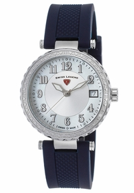 Swiss Legend SL-16002SM-02-BLS Sea Breeze Ladies Quartz Watch