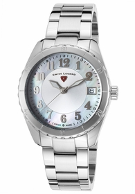 Swiss Legend SL-16003SM-02-SET Sea Breeze Ladies Quartz Watch