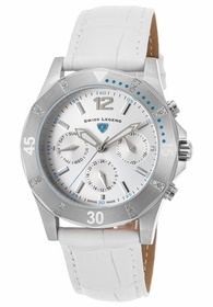 Swiss Legend SL-16016SM-02-WHT Paradiso Ladies Quartz Watch