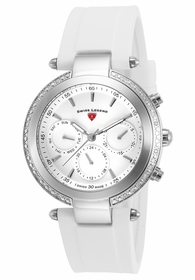 Swiss Legend SL-16175SM-02-WHT Madison Ladies Quartz Watch