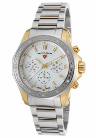 Swiss Legend SL-16201SM-SG-22 Islander Ladies Quartz Watch