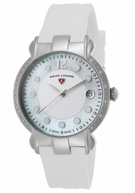 Swiss Legend SL-16591SM-02-WHT Layla Ladies Quartz Watch
