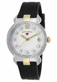 Swiss Legend SL-16591SM-SG-02 Layla Ladies Quartz Watch