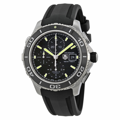 Tag Heuer CAK2111.FT8019 Aquaracer Mens Chronograph Automatic Watch