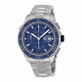 Tag Heuer CAK2112.BA0833 Aquaracer Mens Chronograph Automatic Watch