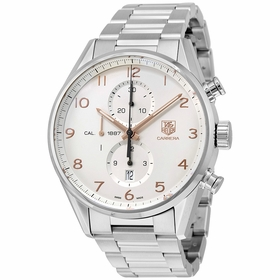 Tag Heuer CAR2012.BA0799 Carrera Mens Chronograph Automatic Watch