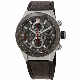 Tag Heuer CAR201U.FC6405 Carrera Mens Chronograph Automatic Watch