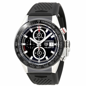 Tag Heuer CAR201Z.FT6046 Carrera Mens Chronograph Automatic Watch