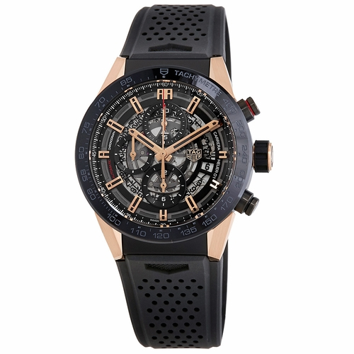 Tag Heuer CAR205A.FT6087 Carrera Mens Chronograph Automatic Watch