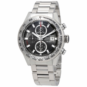Tag Heuer CAR208Z.BF0719 Carrera Mens Chronograph Automatic Watch