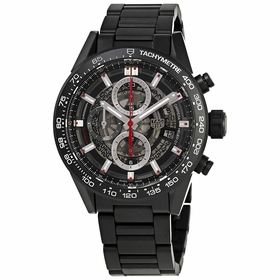 Tag Heuer CAR2090.BH0729 Carrera Mens Chronograph Automatic Watch