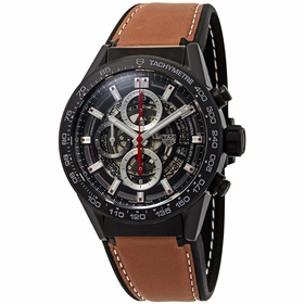 Tag Heuer CAR2090.FT6124 Carrera Mens Chronograph Automatic Watch