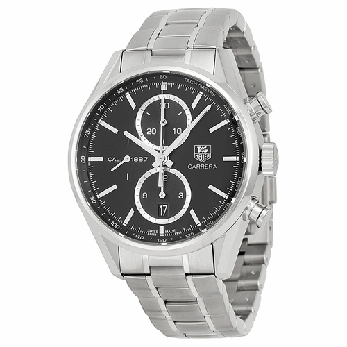 Tag Heuer CAR2110.BA0724 Carrera Mens Chronograph Automatic Watch