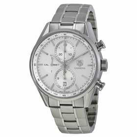 Tag Heuer CAR2111.BA0724 Carrera Mens Chronograph Automatic Watch