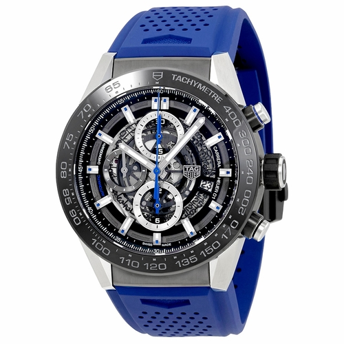 Tag Heuer CAR2A1T.FT6052 Carrera Mens Chronograph Automatic Watch