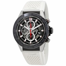 Tag Heuer CAR2A1Z.FT6051 Carrera Mens Chronograph Automatic Watch