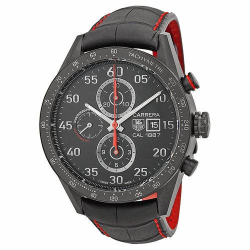 Tag Heuer CAR2A80FC6237 Carrera 1887 Mens Chronograph Automatic Watch