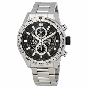 Tag Heuer CAR2A8A.BF0707 Carrera Mens Chronograph Automatic Watch
