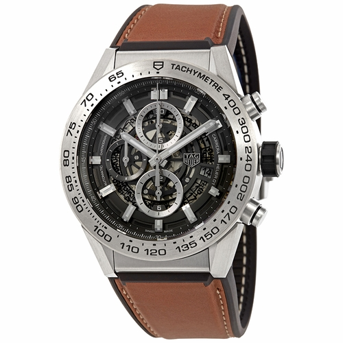Tag Heuer CAR2A8A.FT6072 Carrera Mens Chronograph Automatic Watch