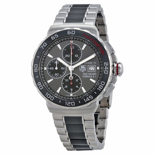 Tag Heuer CAU2011.BA0873 Formula 1 Mens Chronograph Automatic Watch