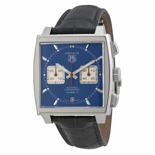 Tag Heuer CAW2111.FC6183 Monaco Mens Chronograph Automatic Watch
