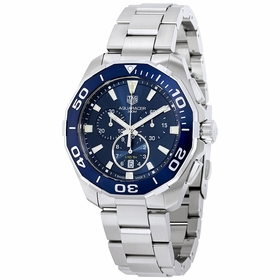 Tag Heuer CAY111B.BA0927 Aquaracer Mens Chronograph Quartz Watch