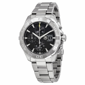 Tag Heuer CAY2110.BA0927 Aquaracer Mens Chronograph Automatic Watch