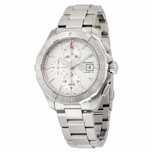 Tag Heuer CAY2111.BA0927 Aquaracer Mens Chronograph Automatic Watch