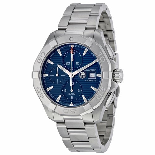 Tag Heuer CAY2112.BA0925 Aquaracer Mens Chronograph Automatic Watch