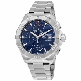 Tag Heuer CAY2112.BA0927 Aquaracer Mens Chronograph Automatic Watch