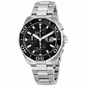 Tag Heuer CAY211A.BA0927 Aquaracer Mens Chronograph Automatic Watch