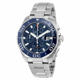 Tag Heuer CAY211B.BA0927 Aquaracer Mens Chronograph Automatic Watch