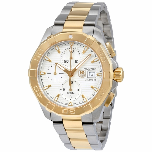 Tag Heuer CAY2121.BB0923 Aquaracer Mens Chronograph Automatic Watch