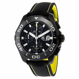 Tag Heuer CAY218A.FC6361 Aquaracer Mens Chronograph Automatic Watch