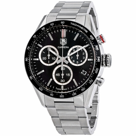 Tag Heuer CV1A10.BA0799 Carrera Mens Chronograph Quartz Watch