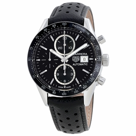 Tag Heuer CV201AJ.FC6357 Carrera Mens Chronograph Automatic Watch