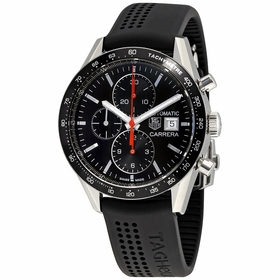 Tag Heuer CV201AM.FT6040 Carrera Mens Chronograph Automatic Watch