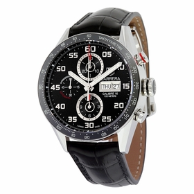 Tag Heuer CV2A1R.FC6235 Carrera Mens Chronograph Automatic Watch