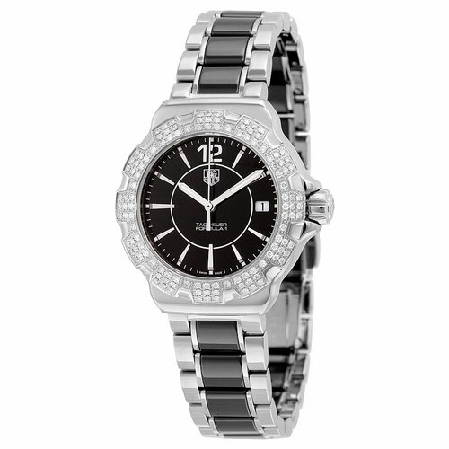 Tag Heuer WAH1217.BA0859 Formula 1 Ladies Quartz Watch