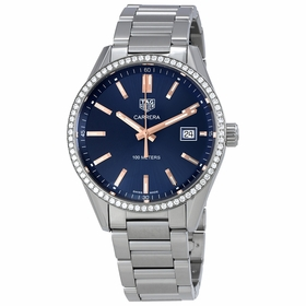 Tag Heuer WAR1114.BA0601 Carrera Ladies Quartz Watch